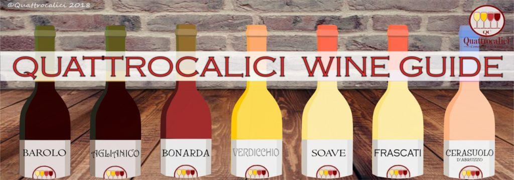 Quattrocalici guida vini