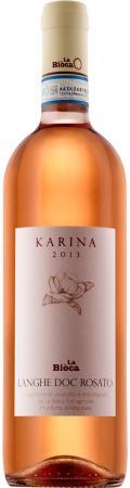 Karina Langhe DOC rosato