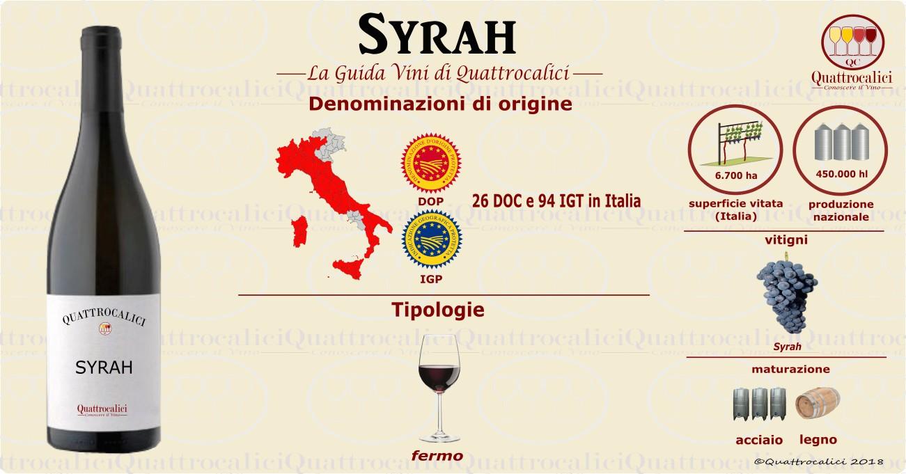 syrah vino