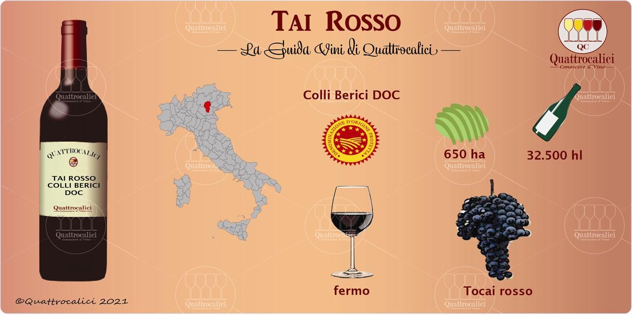 tai rosso guida vini