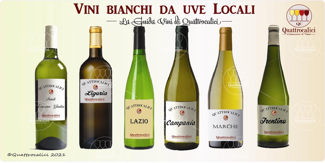 vini bianchi locali guida vini