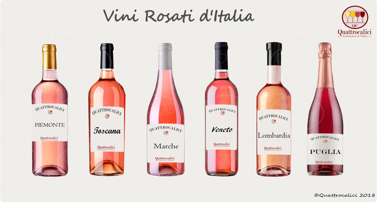 vini rosati d'italia